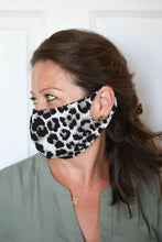 Super Comfy Face Mask - Leopard