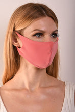Super Comfy Face Mask - Coral