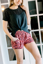 Riley Feather Shorts