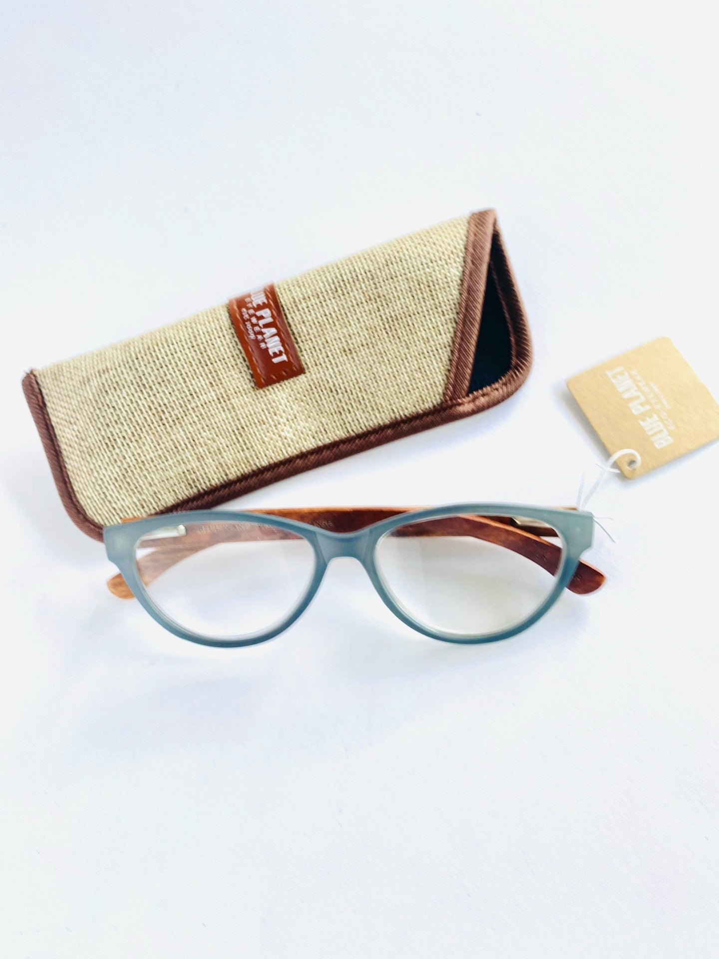 Madison Matte Charcoal Frost Readers