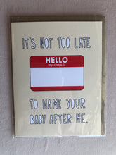 Near Modern Disaster Greeting Cards