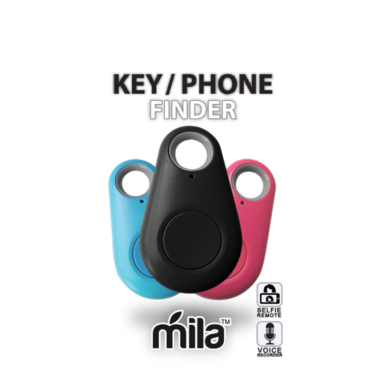 The Finder - Key + Smartphone Locator
