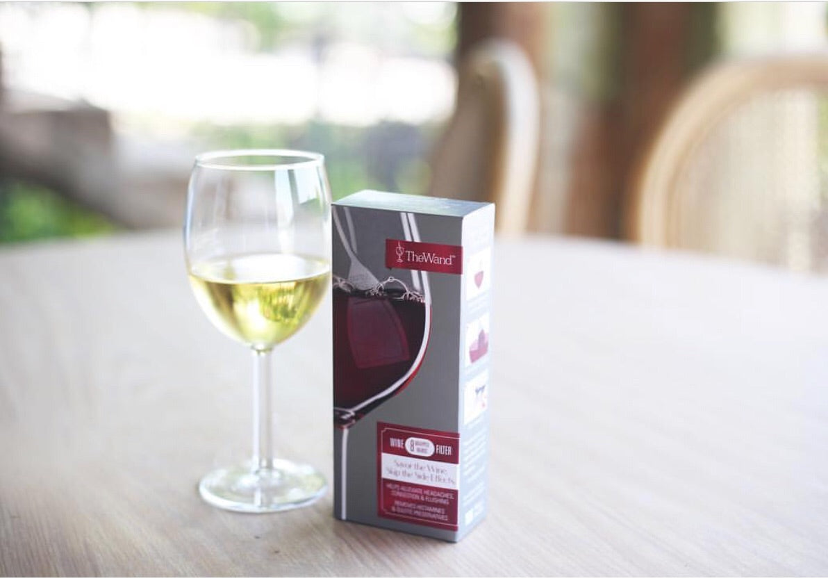 Drink Pure Wine Filter