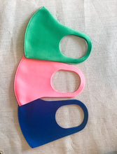 Kids Comfy Face Masks - Blue