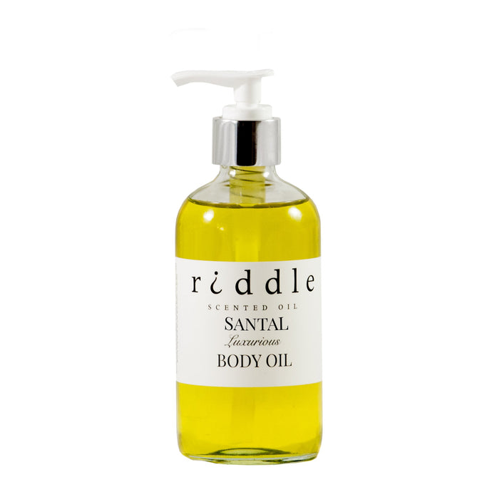 Riddle Body Oil - Santal