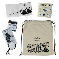 kit explorar selva