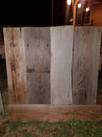 Wood, Central Oregon Rustic Panels