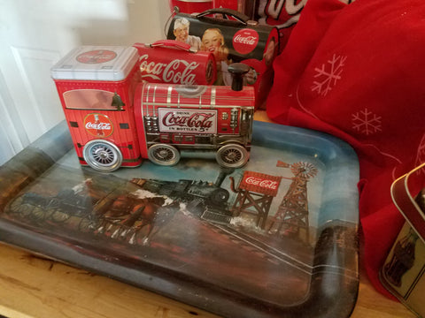 Coca Cola Retro Display