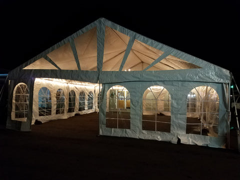 Tent, Elite Gable Frame Event Tent