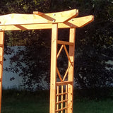 Arbor Fir Wood, rectangle