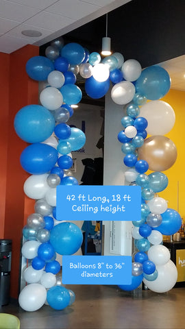 Balloon Arch Elite Event Ready