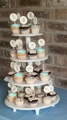 Cake or cupcake , display holder