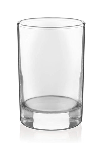 Glassware, Heavy Base Juice