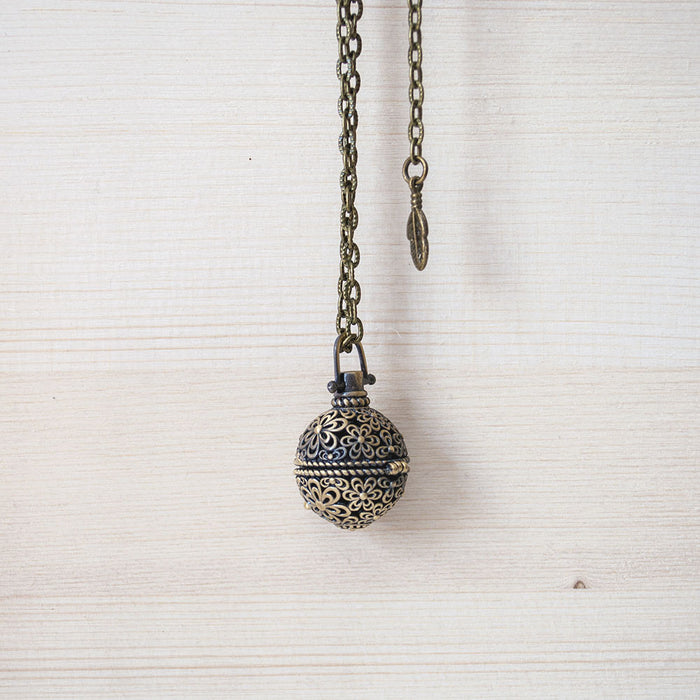 Diffuser Necklace No. 6