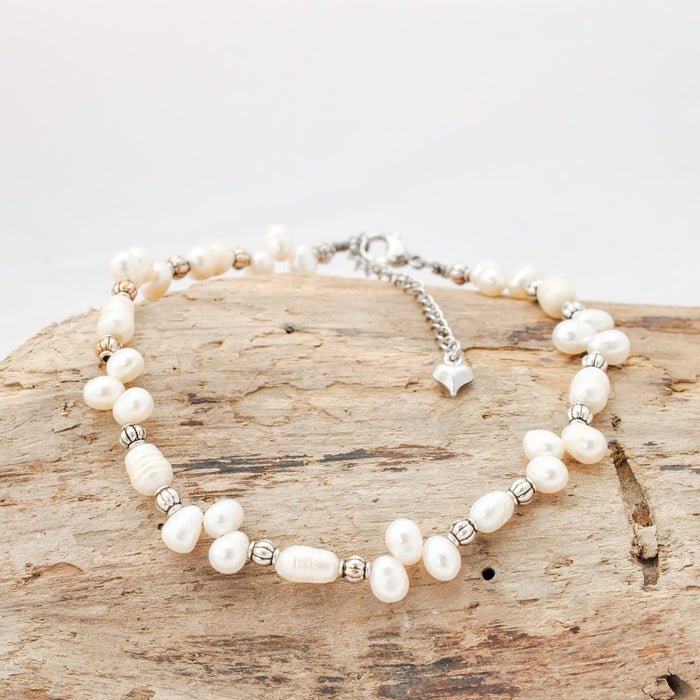 Pippa Anklet (Freshwater Pearl)