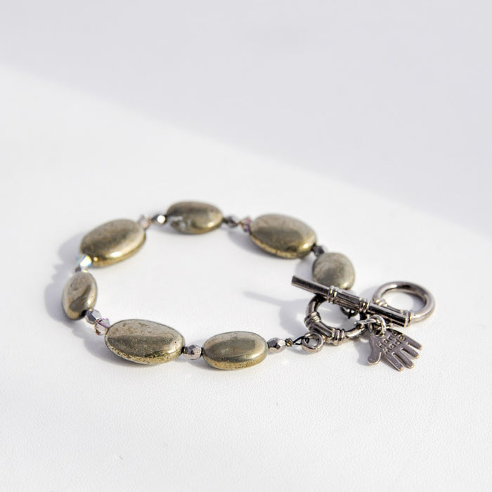 Pyrite Boutique Bracelet