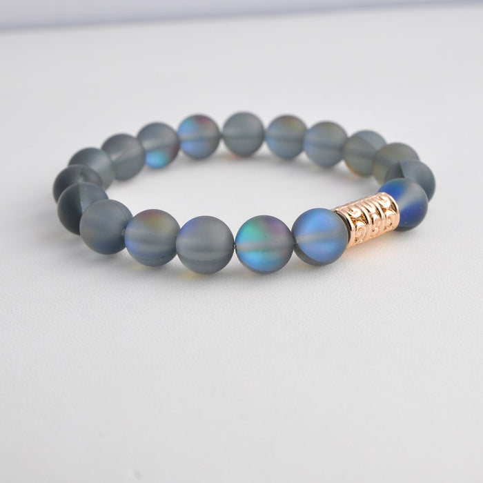 FIRE Bracelet in Gray