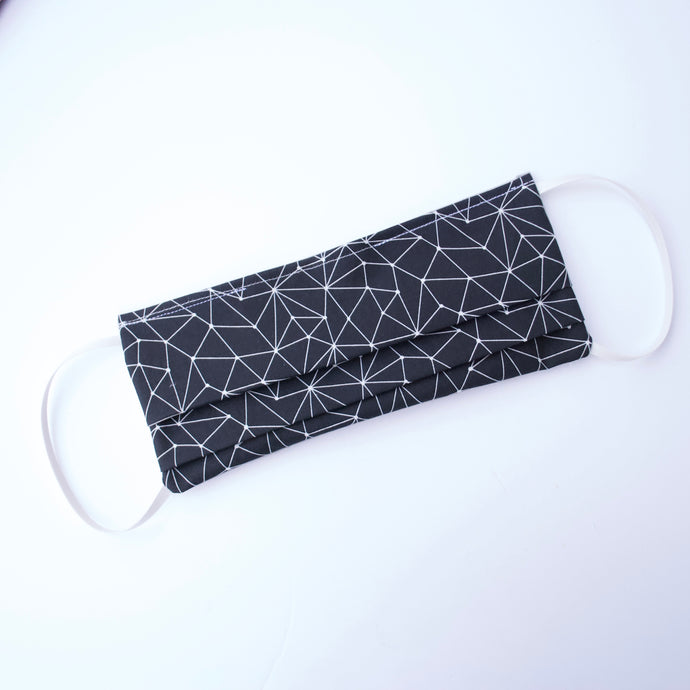 Astral Geometric Reversible Face Mask