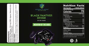Black Panther Drink