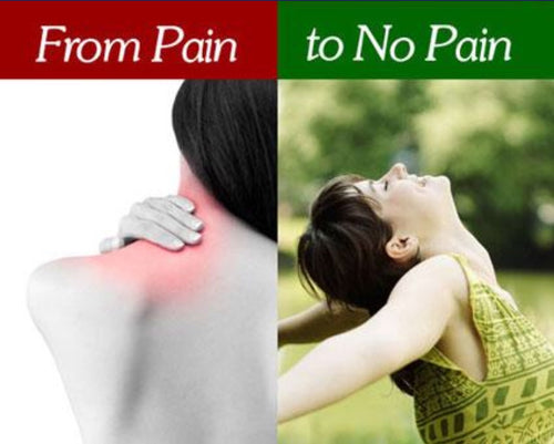 Pain/ Arthritis Relief package