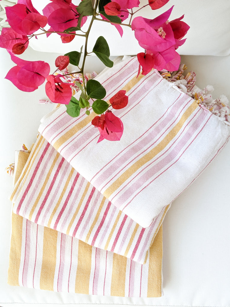 The pros and cons of Turkish towels