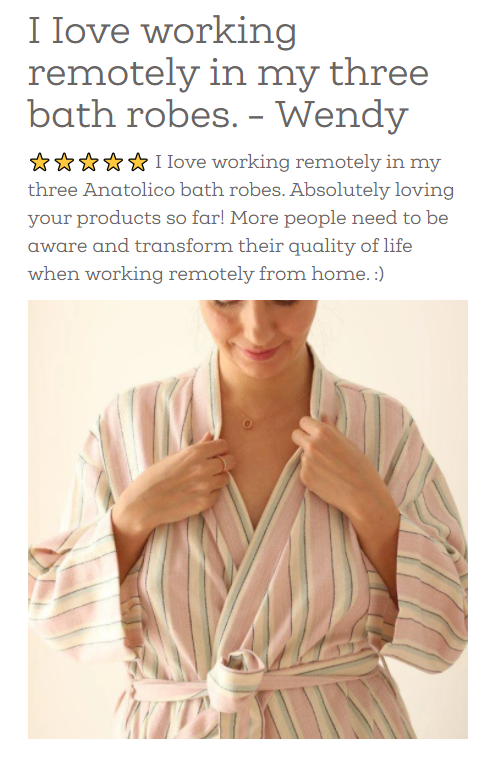 robe review
