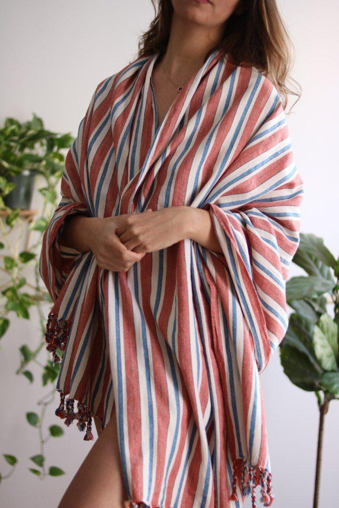 TERRA Turkish Towel - anatolico
