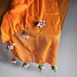 BLOSSOM Handmade Scarf-Accessories-Anatoli.co-Anatoli.co