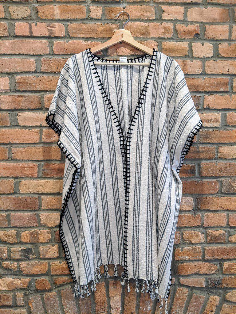 BROOKLYN Stitched Kaftan - anatolico