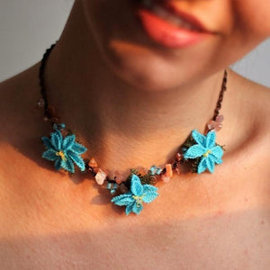 DAISY Handmade Necklace-Accessories-Anatoli.co-Anatoli.co