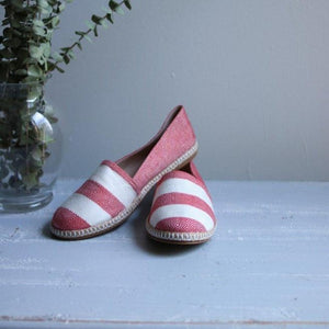 Deron Espadrilles-Shoes-Anatoli.co-40-Red and white-Anatoli.co