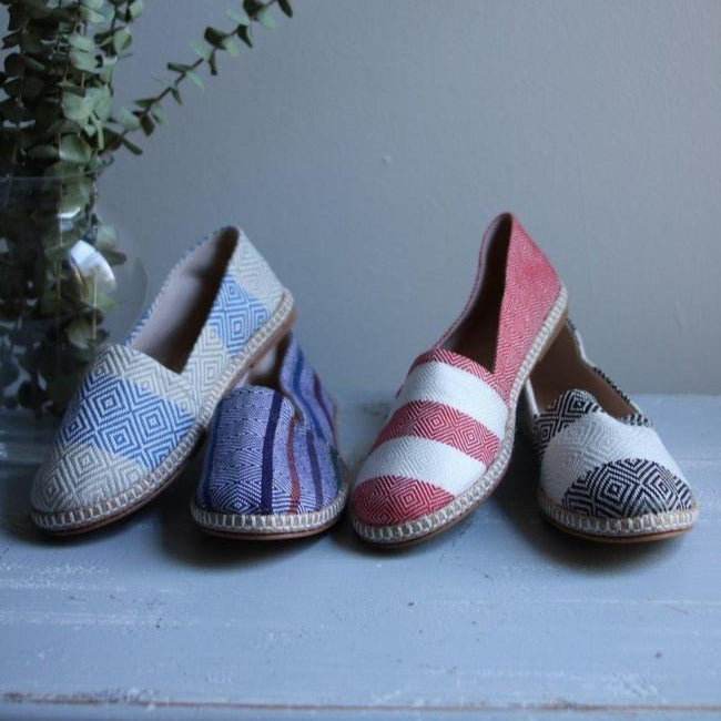 DERON Espadrilles - Shoes - Anatoli.co