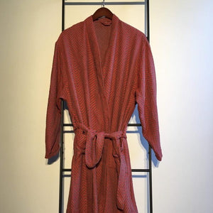 KARIA Handwoven Robe-Robe-Anatoli.co-Red-Small-Anatoli.co