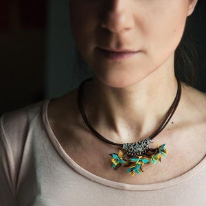LILY Handmade Necklace-Accessories-Anatoli.co-Anatoli.co