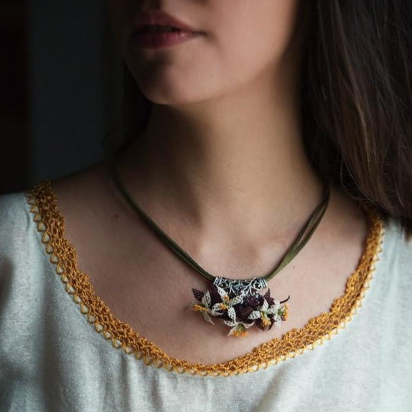 LILY Handmade Necklace - anatolico