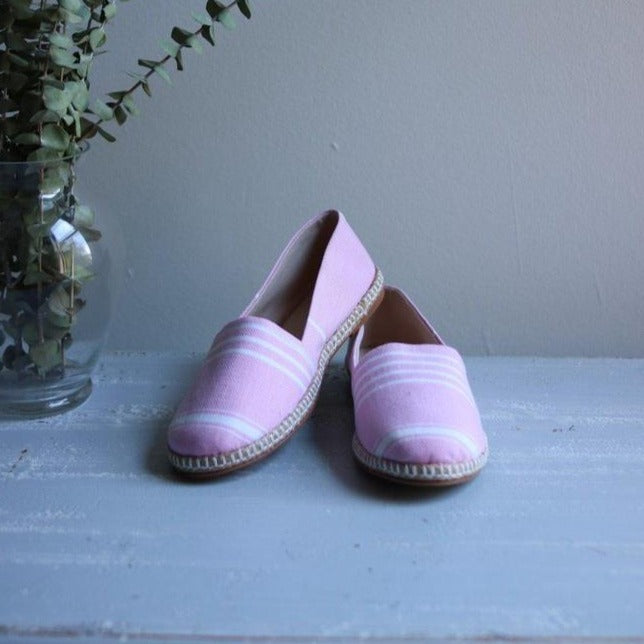 PINK Espadrilles - Shoes - Anatoli.co