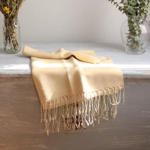 PURE Silk Scarf-Scarf-Anatoli.co-Creme-Anatoli.co