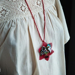 SITARA Handmade Necklace-Accessories-Anatoli.co-Anatoli.co