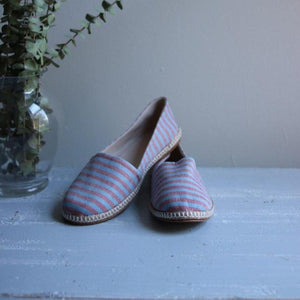 Thicker stripes Espadrilles-Shoes-Anatoli.co-40-Blue and red-Anatoli.co