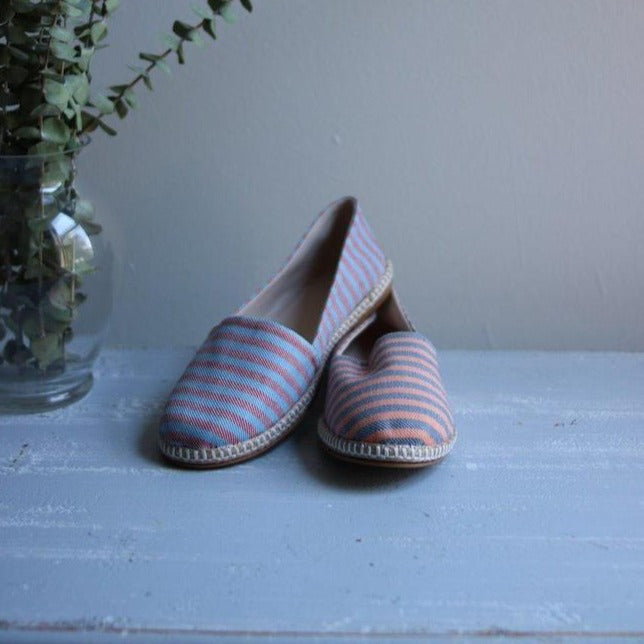 THICKER STRIPES Espadrilles - anatolico