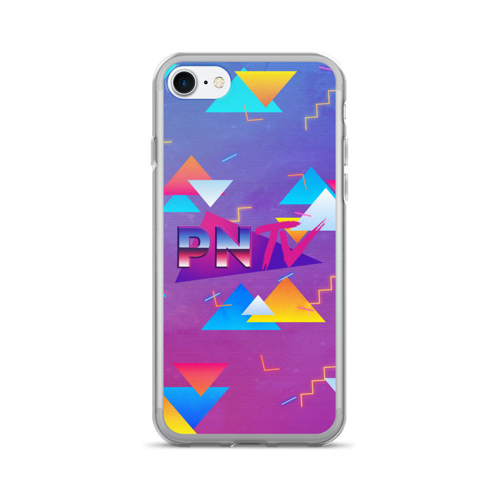 Rad PNTV iPhone 7/7 Plus Case