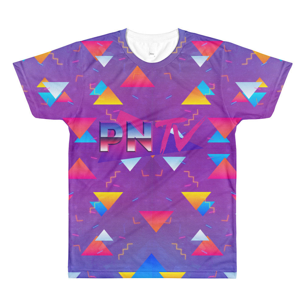 Rad PNTV Men's Crewneck T-Shirt