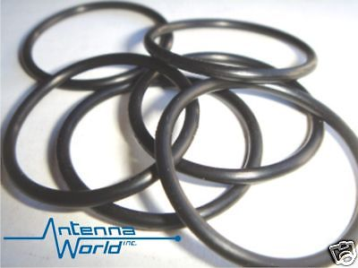 "10 Lot O-ring for standard Motorola 3/4"" hole Antenna Mounts made in USA"