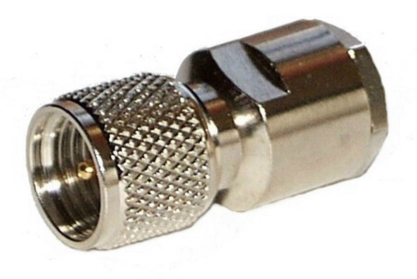 Antenna Cable Connector MINI-UHF male FME male adapter