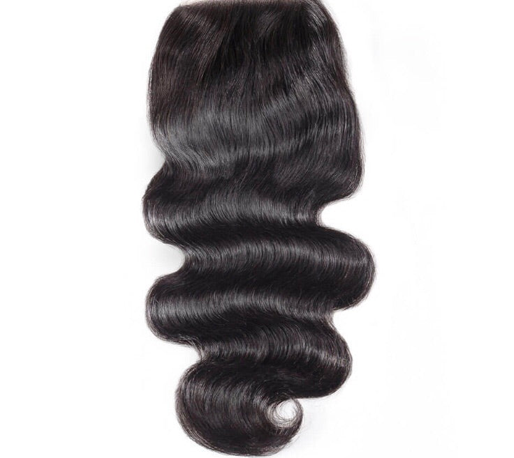 4x4 Bodywave Closures