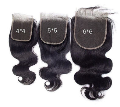 6x6 Lace Closure Body Wave