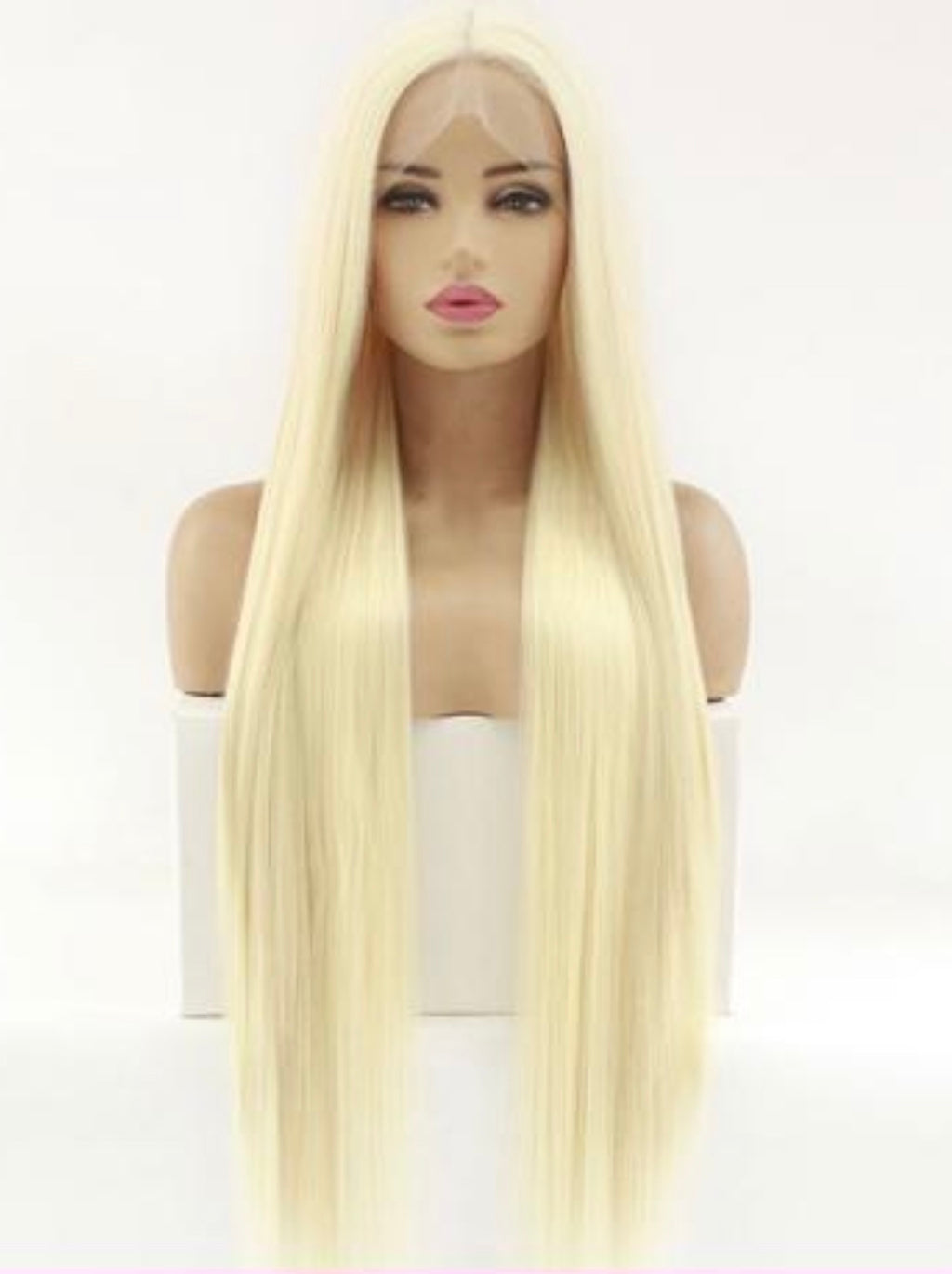 Full Lace Blonde Wigs