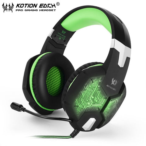 PC Gamer Headset