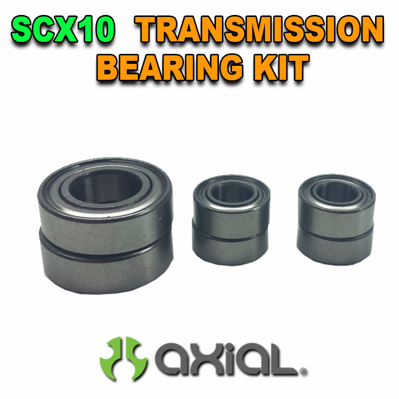 SCX10 Transmission Bearing Kit