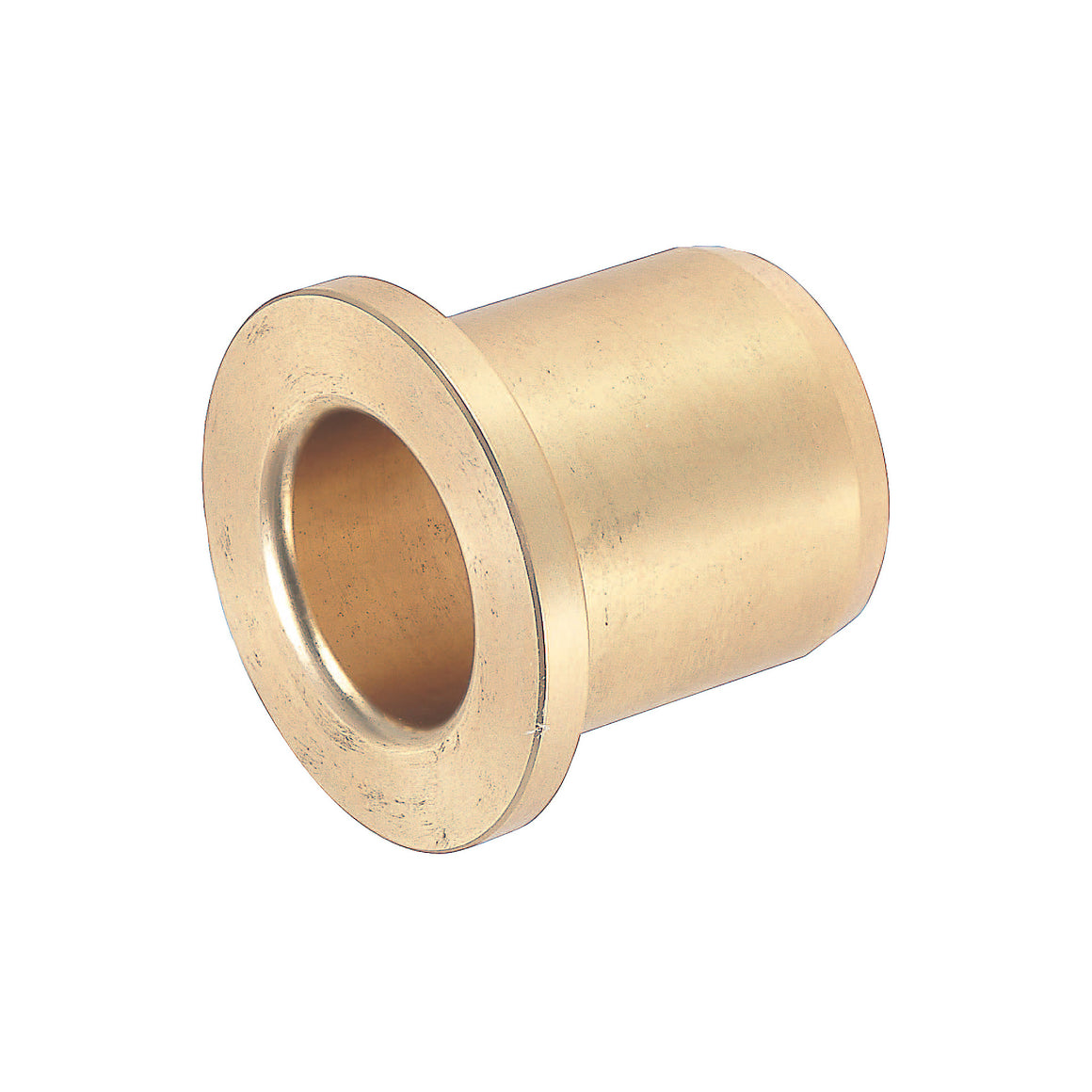 Brass Knuckle bushing - Top Hat style
